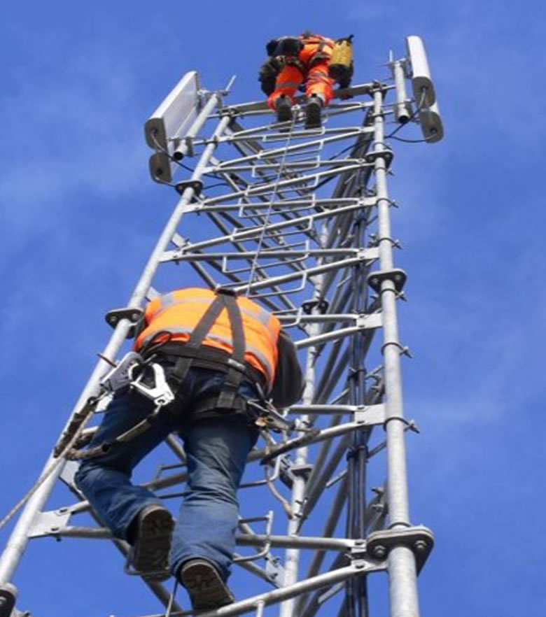 Engineering, provision, installations and maintenance of digital television transmission platforms