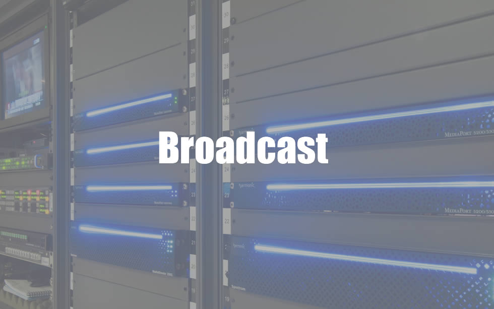 Installation of Broadcast and Communication Equipment for TV